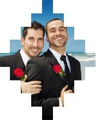 amour entre hommes gays et mariage homosexuel